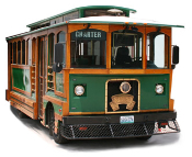 Boise Historical Trolley Tour-Adult